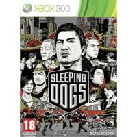 Sleeping dogs (Xbox 360) б/у