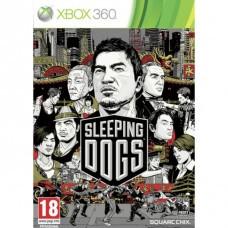 Sleeping dogs (Xbox 360) б/у