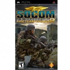 SOCOM: U.S Navy SEALs: Fireteam Bravo 2 (PSP) б/у