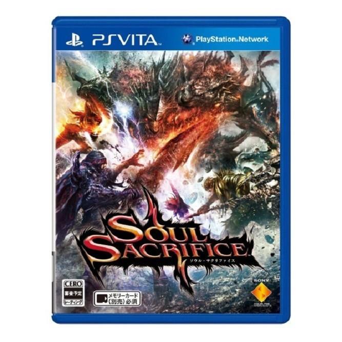 Soul Sacrifice (PS Vita)