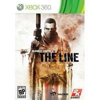 Spec Ops: The Line (Xbox 360) б/у