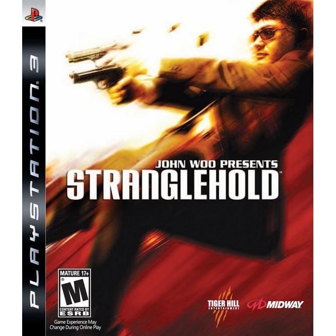 Stranglehold (PS3) б/у