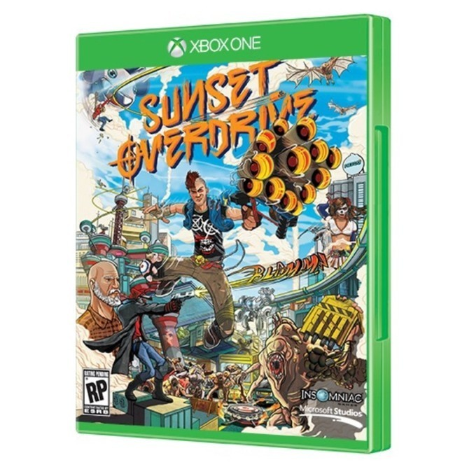Sunset Overdrive (Xbox One) б/у