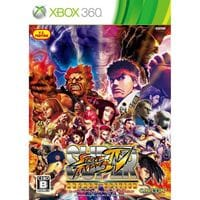 Super Street Fighter IV Arcade Edition (Xbox 360) б/у