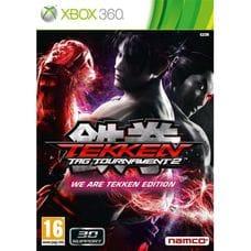 Tekken Tag Tournament 2 (Xbox 360) б/у