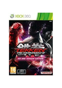 Tekken Tag Tournament 2 (Xbox 360) б/у
