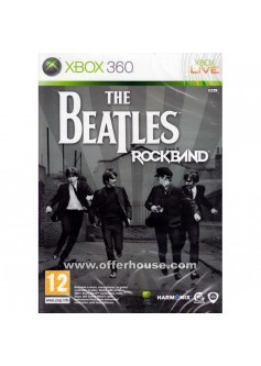 The Beatles: Rock Band (Xbox 360) б/у