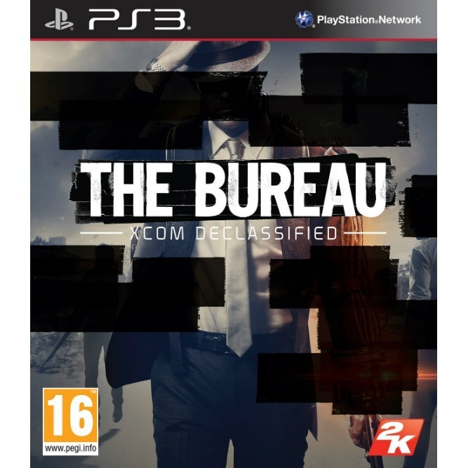 The Bureau: XCOM Declassified (PS3) б/у