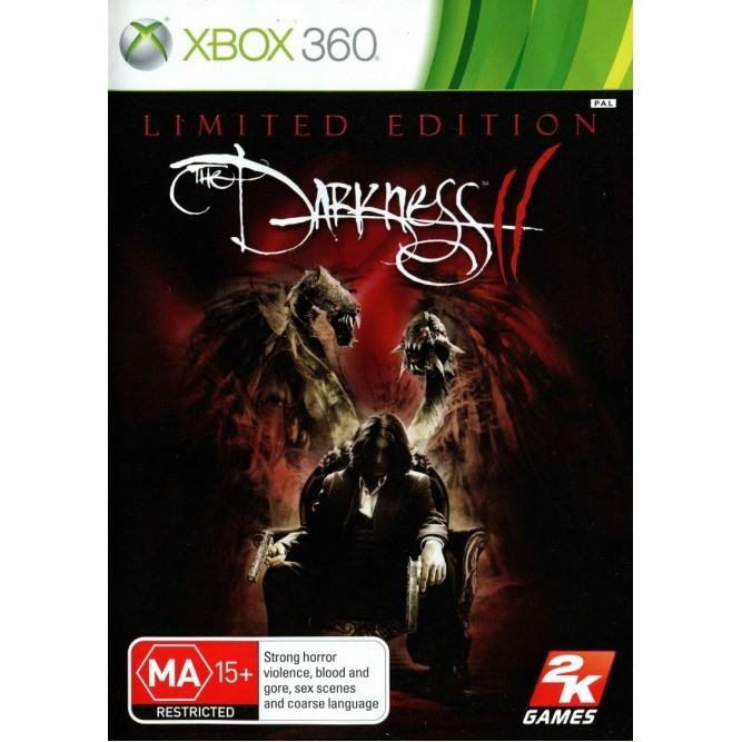 Игра The Darkness II (Xbox 360) б/у