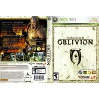 The Elder Scrolls IV: Oblivion (Xbox 360) б/у