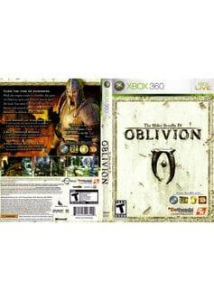 The Elder Scrolls IV: Oblivion (Xbox 360) б/у