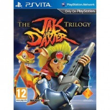 The Jak and Daxter trilogy (PS Vita) б/у