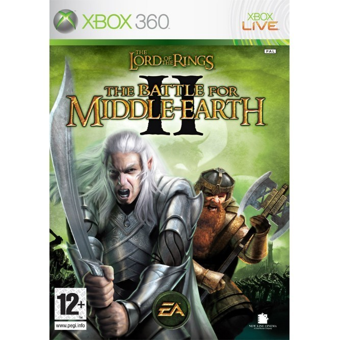 The Lord of the Rings: The Battle for Middle-Earth (Xbox 360) б/у