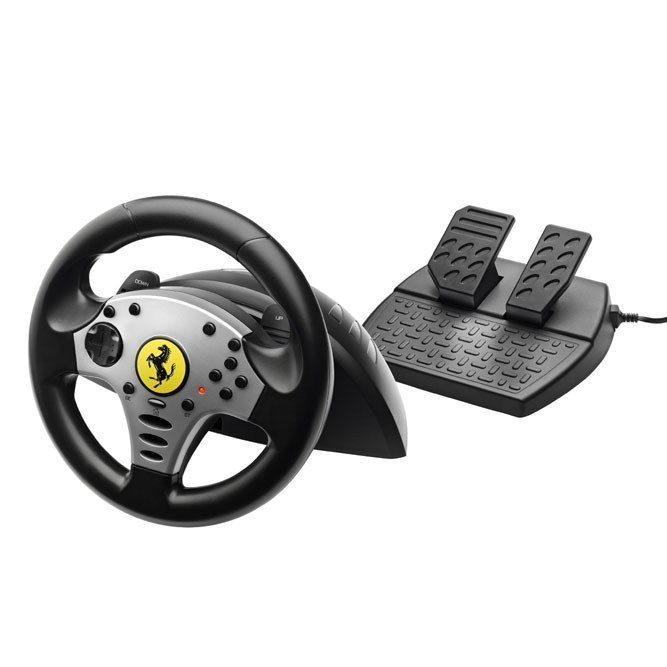 Руль Thrustmaster Ferrari Challenge (PS3, PC)
