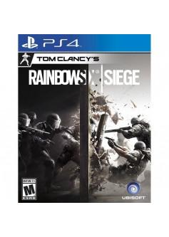 Tom Clancy Rainbow Six: Осада (Siege) (PS4)