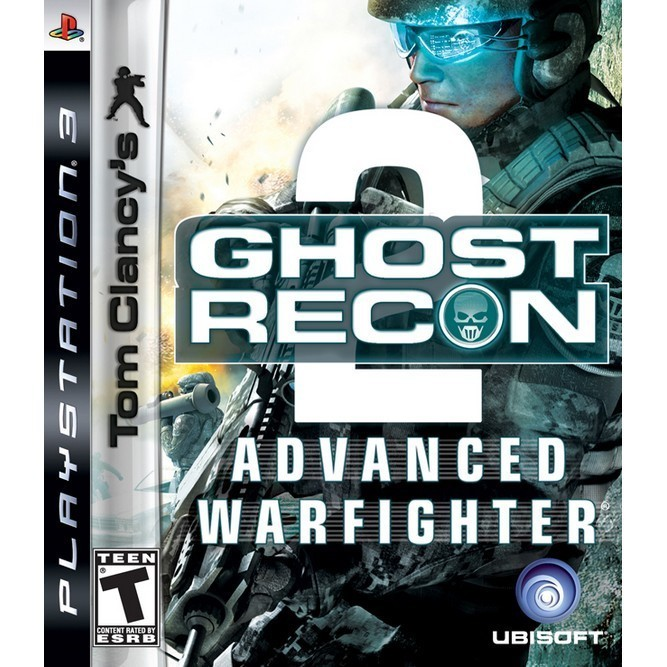 Tom Clancy's Ghost Recon Advanced Warfighter 2 (PS3) б/у