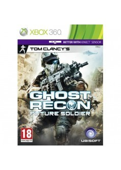Tom Clancy's Ghost Recon: Future Soldier Signature Edition (Xbox 360) б/у