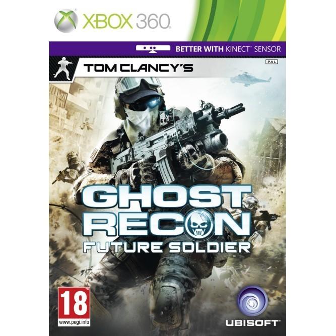 Tom Clancy's Ghost Recon: Future Soldier Signature Edition (Xbox 360) б/у