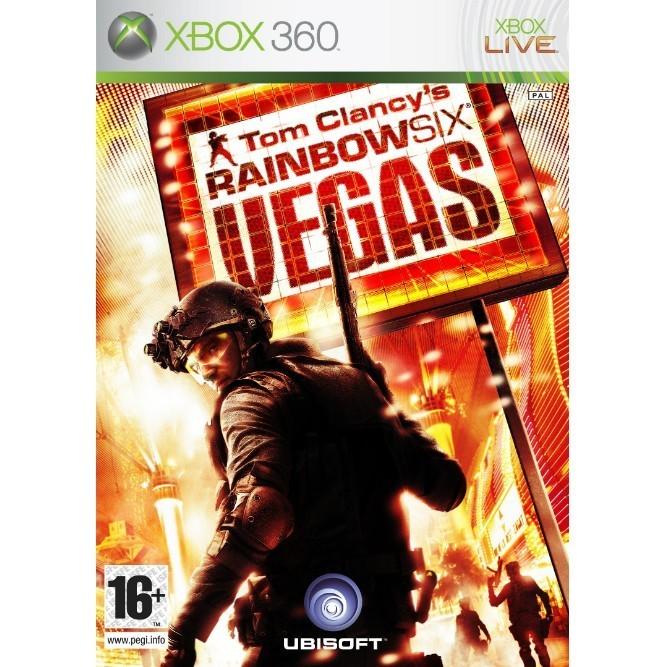 Tom Clancy's Rainbow Six: Vegas (Xbox 360) б/у