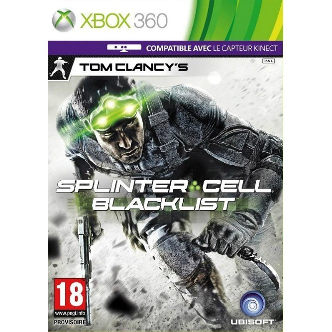 Tom Clancy's Splinter Cell: Blacklist. The 5th Freedom Edition (фигурка + артбук)
