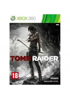 Tomb Raider (Xbox 360) б/у