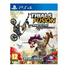 Trials fusion: the awesome max edition (PS4) б/у
