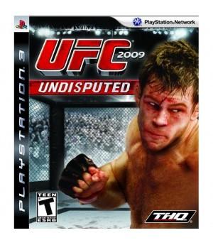 UFC 2009 Undisputed (PS3) б/у