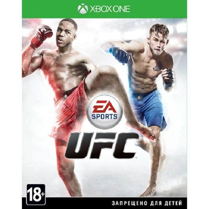 UFC (Xbox one) б/у