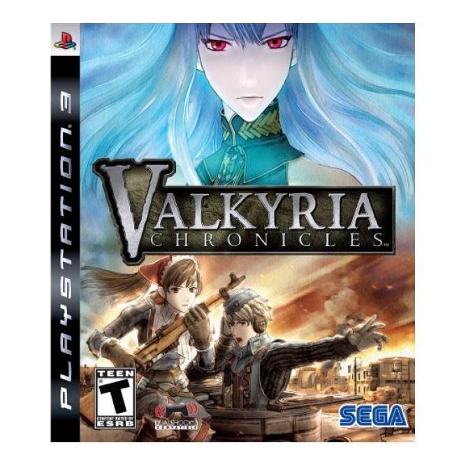 Valkyria Chronicles (PS3) б/у