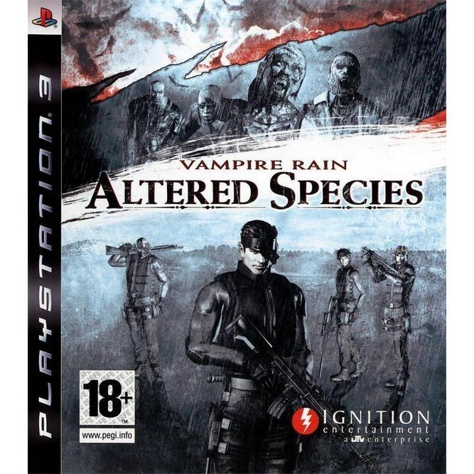 Vampire Rain: Altered Species (PS3) б/у
