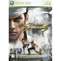 Virtua Fighter 5 (Xbox 360) б/у