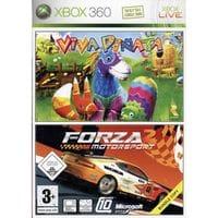 Viva Pinata & Forza Motorsport 2 (Xbox 360) б/у