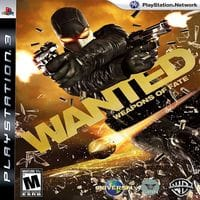 Wanted. Weapons of fate (PS3) б/у