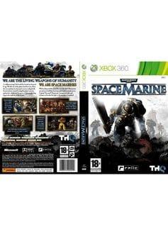 Warhammer 40 000 Space Marine (Xbox 360) б/у