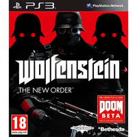 Wolfenstein: The new order (PS3) б/у