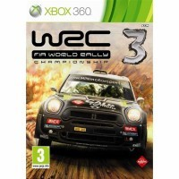 WRC 3 fia world rally championship 3 (Xbox 360) б/у