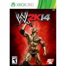 WWE 2K14 (Xbox 360) б/у