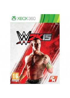 WWE 2k15 (Xbox 360) б/у