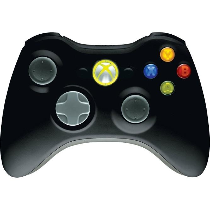 Геймпад для Xbox 360 беспроводной с поломками (б/у)