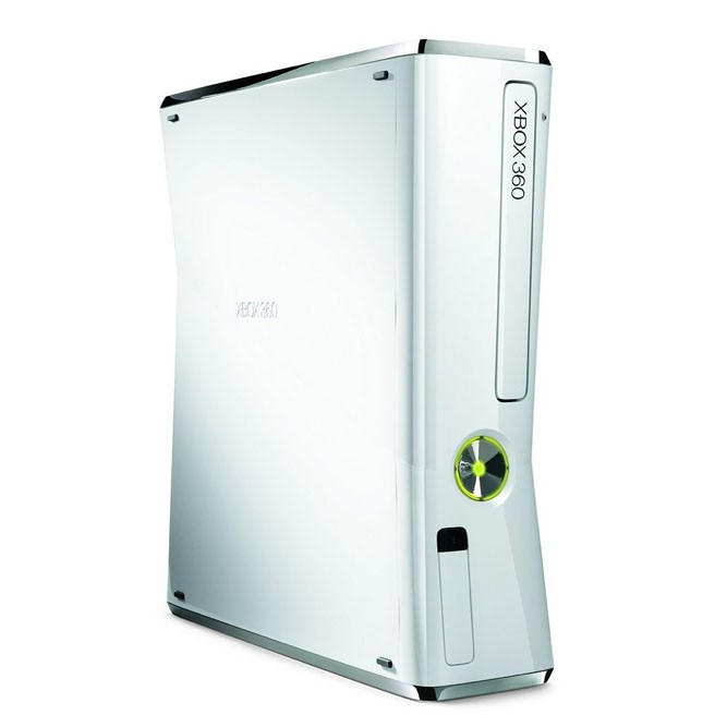 Белый Xbox 360 freeboot 4Gb (б/у)