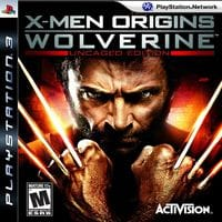 X-Men Origins Wolverine (PS3) б/у