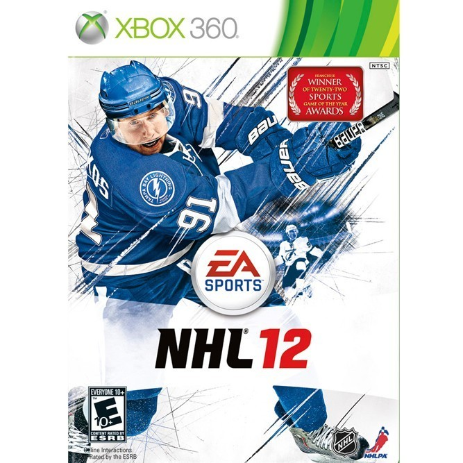 NHL 12 (Xbox 360) б/у