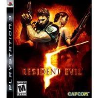 Resident Evil 5 (PS3) б/у