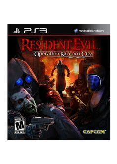 Resident Evil: Operation Racon City (PS3) б/у
