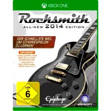 Научись играть на гитаре с RockSmith!
