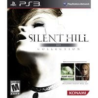 Silent Hill: HD collection (PS3) б/у