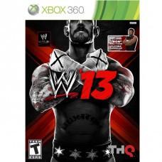 WWE'13 (Xbox 360) б/у