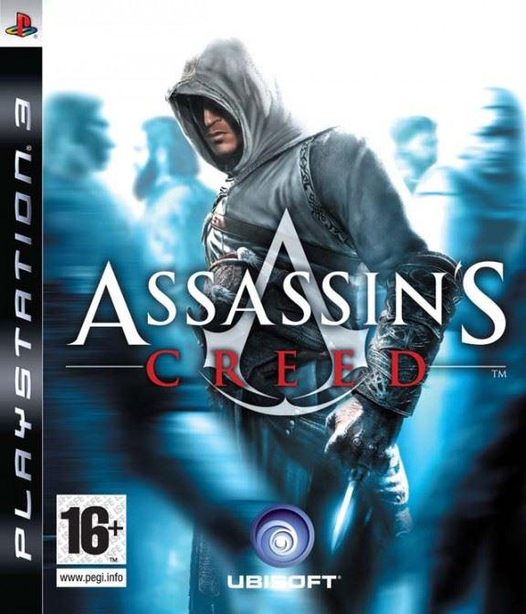 Игра Assassin's Creed (PS3) б/у