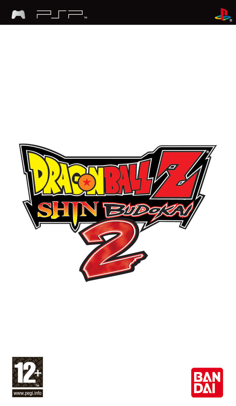 Игра Dragon Ball Z: Shin Budokai 2 (PSP) б/у
