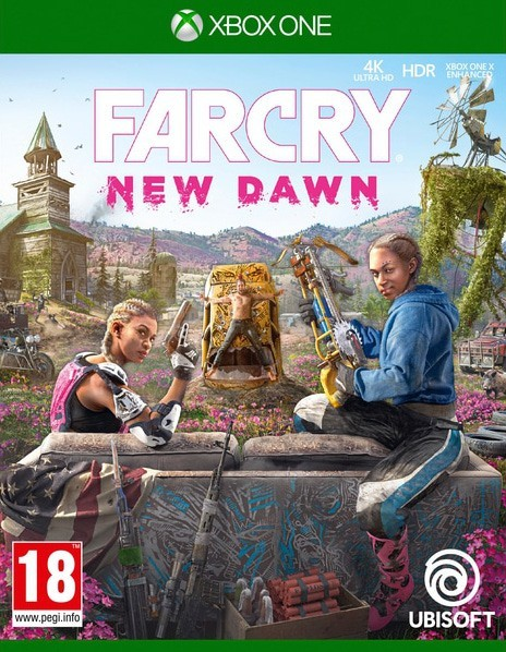 Игра Far Cry: New Dawn (Xbox One) (rus) б/у